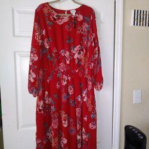 New Maxi dress from Ava&Viv